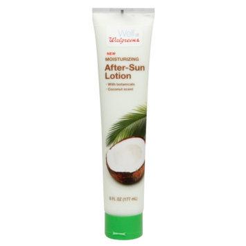 Walgreens After Sun Lotion, Coconut, 6 fl oz