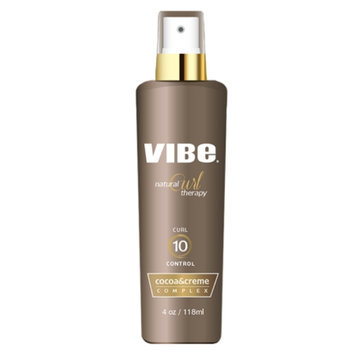 Vibe Beauty Natural Curl Therapy Curl 10 Control, 4 fl oz
