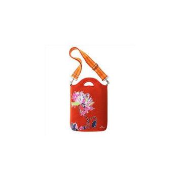 Athena 3020900060 13 Inch Laptop Bag - Orange Fascination