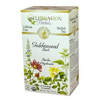 Celebration Herbals Goldenseal Tea 24 Bags