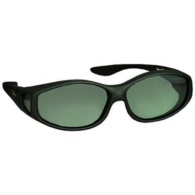 Solar Shield Fits Over Sport Polarized Medium Plastic Sunglasses