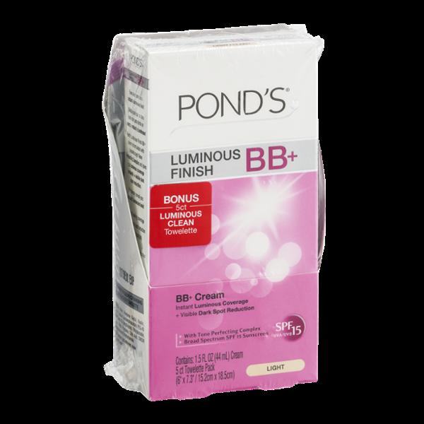 POND's Luminous Finish BB+ Cream Light