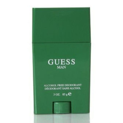 Cyber S GUESS MAN by Guess for MEN: DEODORANT STICK ALCOHOL FREE 3 OZ