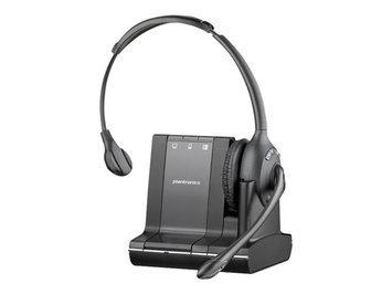 Plantronics Savi W710 Monaural Wireless Headset for Professional Use