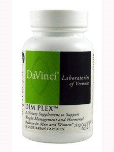 DaVinci Laboratories - DIM PLEX - 60 Vegetarian Capsules