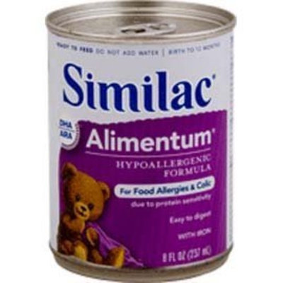 Abbott Nutrition Similac Expert Care Alimentum Hypoallergenic Nutrition