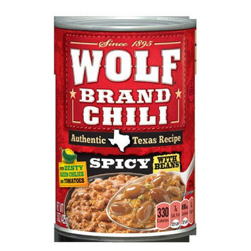 Conagra Foods, Inc Wolf Brand No Beans Chili, 10 oz
