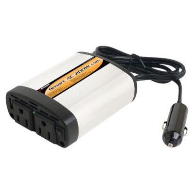 Wagan 200-watt Inverter with 5V 2.1-amp USB