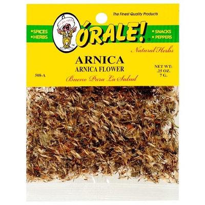 Orale Arnica Flower, .25 oz