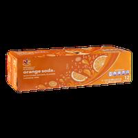 Ahold Soda Orange - 12 CT