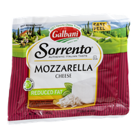 Sorrento Galbani Mozzarella Cheese Reduced Fat