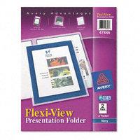 Kmart.com Avery Flexi-View Two-Pocket Folders