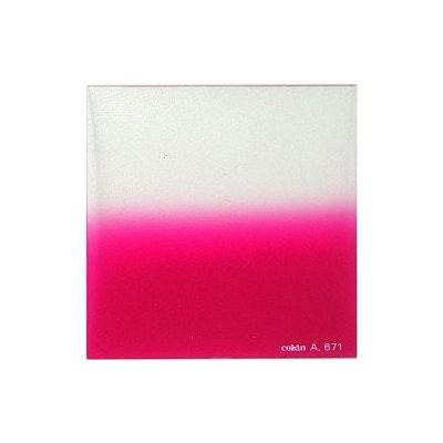 Cokin A671 Gradual Fluorescent Pink 2 Filter