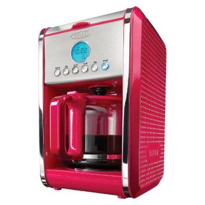 Bella Dots Programmable Coffee Maker - Pink