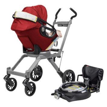 Orbit Baby Baby Stroller Travel System - Ruby