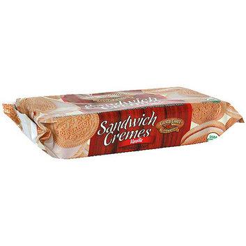 Country Choice Organic Vanilla Sandwich Cookies
