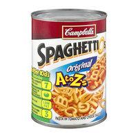 Campbell's SpaghettiOs Original A to Z's