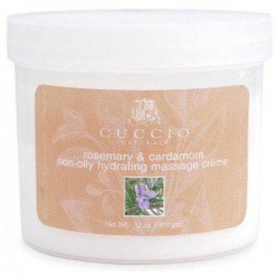 Cuccio Rosemary Cardamom Massage Creme, 32 Ounce