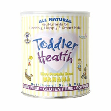 Toddler Health Rice Protein Base Nutritional Drink Mix, Banana, 7.94 oz