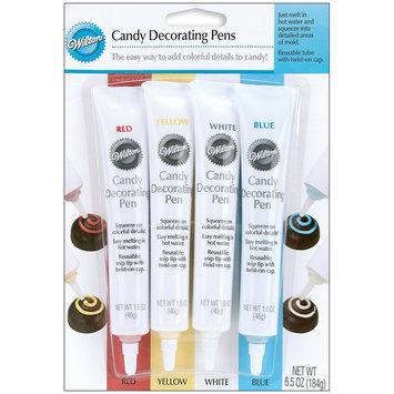 Wilton W1285 Candy Decorating Pens 1.6 Ounces