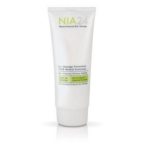 Nia24 NIA 24 Sun Damage Prevention 100% Mineral Sunscreen 2.5 oz
