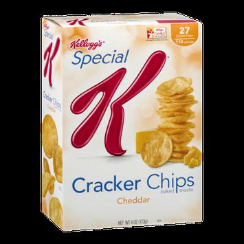 Kellogg's® Special K® Cheddar Cracker Chips