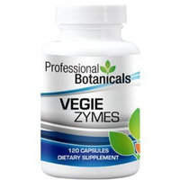 Professional Botanicals - Vegie Zymes 120 caps