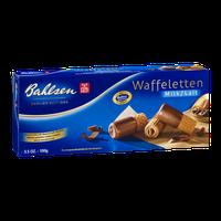 Bahlsen Waffeletten Milk Fine European Biscuits