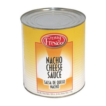 Muy Fresco Nacho Cheese Dip 3.5-ounce-Ounce (Pack of 48)