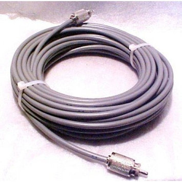 Redman CB Made 18 ft RG8X COAX Gray CABLE CB / Ham Radio w/ PL259 Connector