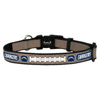 GameWear San Diego Chargers Reflective Small Football Collar