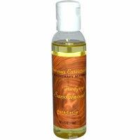 Aura Cacia Aromatherapy Purifying Massage Oil Sandlewood 4 fl oz