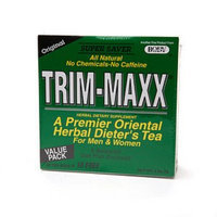 Body Breakthrough Trim-Maxx Herbal Dieter's Tea for Men & Women