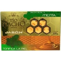 Tio Nacho Royal Jelly & Mint Soap 3.52 oz - Jabon Jalea real Y Menta
