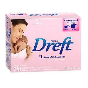 Ultra Dreft Powder Detergent