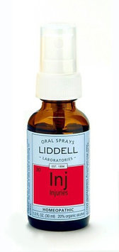 Liddell Injuries Oral Spray - 1 Ounce