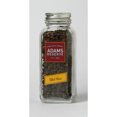 Adams Extracts Cloves, Whole, 1.41-Ounce Glass Jars (Pack of 4)