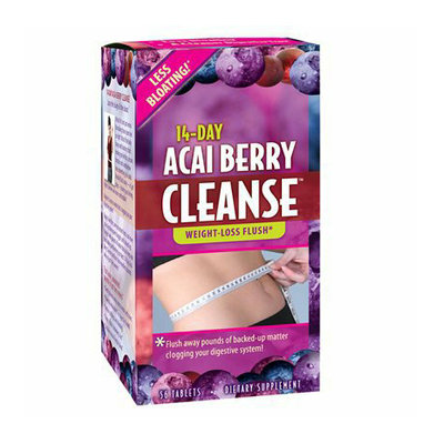 Applied Nutrition 14-Day Acai Berry Cleanse - 56 Count