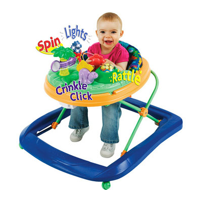 Safety 1st - Sounds 'n Lights Discovery Walker