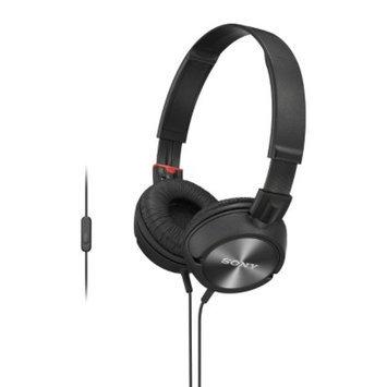 Sony On-the-Ear Headphones Black (MDRZX300AP/B)