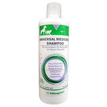 Vetoquinol 013VS-01 Universal Medicated Shampoo
