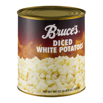 Bruce's Diced White Potatoes