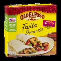 Old El Paso Fajita Dinner Kit
