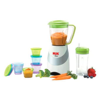 NUK by Annabel Karmel Smoothie & Baby Food Maker powered by Oster