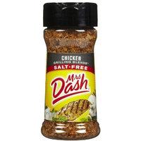 Mrs. Dash Salt Free Chicken Grilling Seasoning Blend (224253) 2.5 oz (Pack of 12)