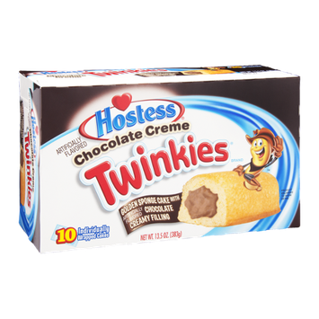 Hostess Twinkies Chocolate Creme