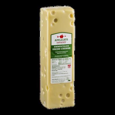 Applegate Naturals Emmentaler Swiss Cheese