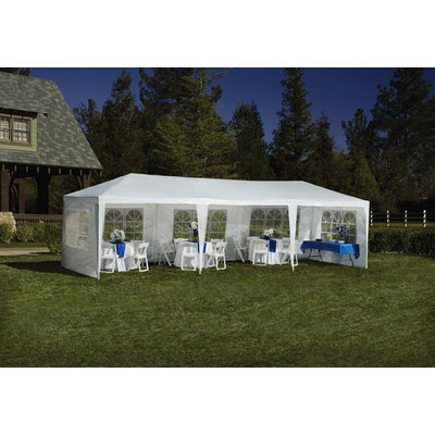 Recaro North Event Tent - 9 Ft. x 27 Ft.