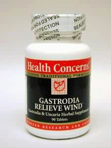 Health Concerns Gastrodia Relieve Wind 90t