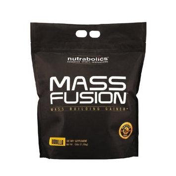 Nutrabolics Mass Fusion, Vanilla, 16-Pound